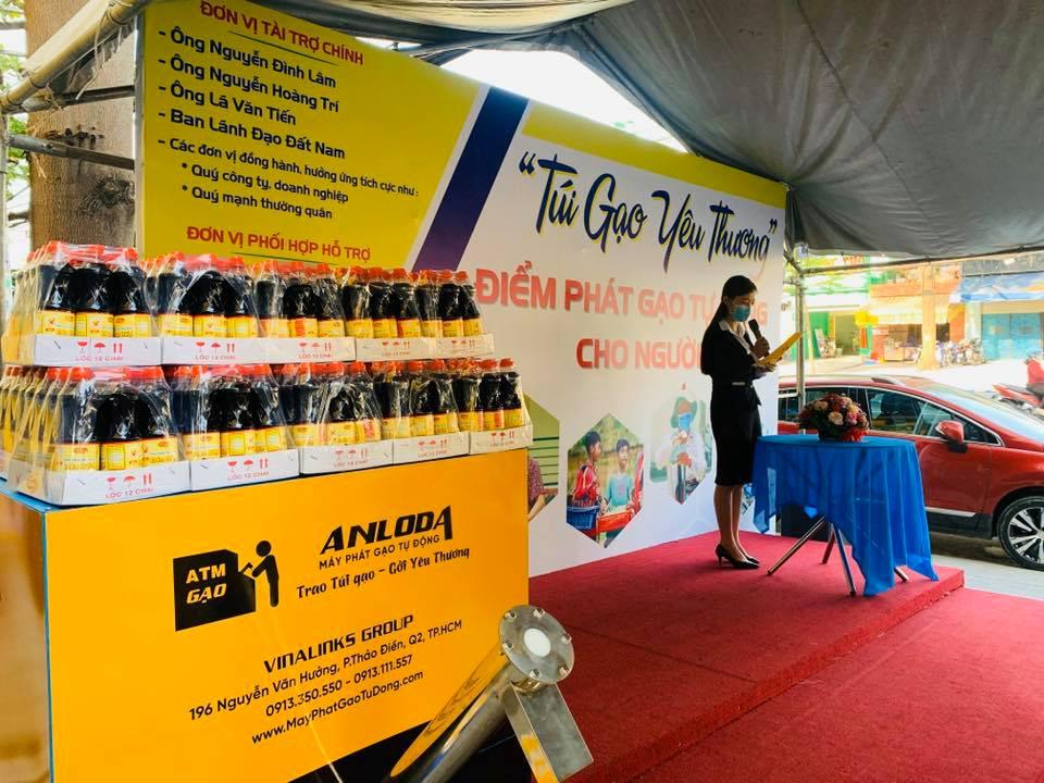 HTV9 - ATM Túi Gạo Yêu Thương - Đất Nam Group